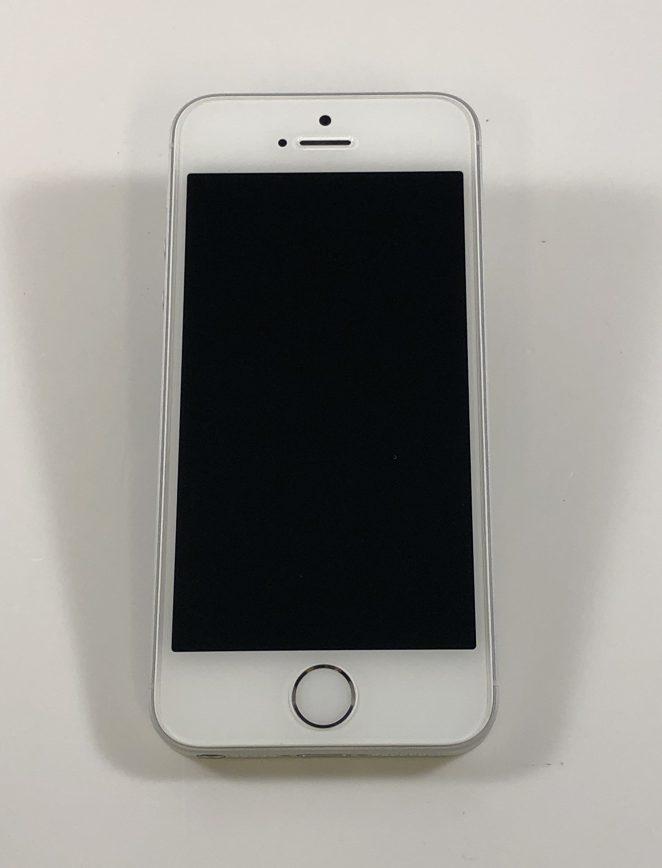 iPhone SE 32GB, 32GB, Silver, image 1