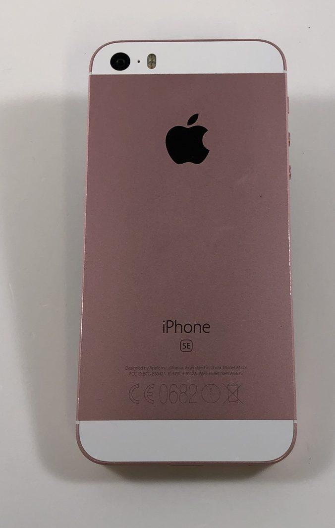 iPhone SE 32GB, 32GB, Rose Gold, imagen 2