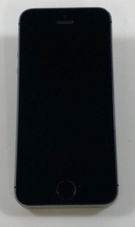 iPhone SE 64GB, 64GB, Space Gray, image 1