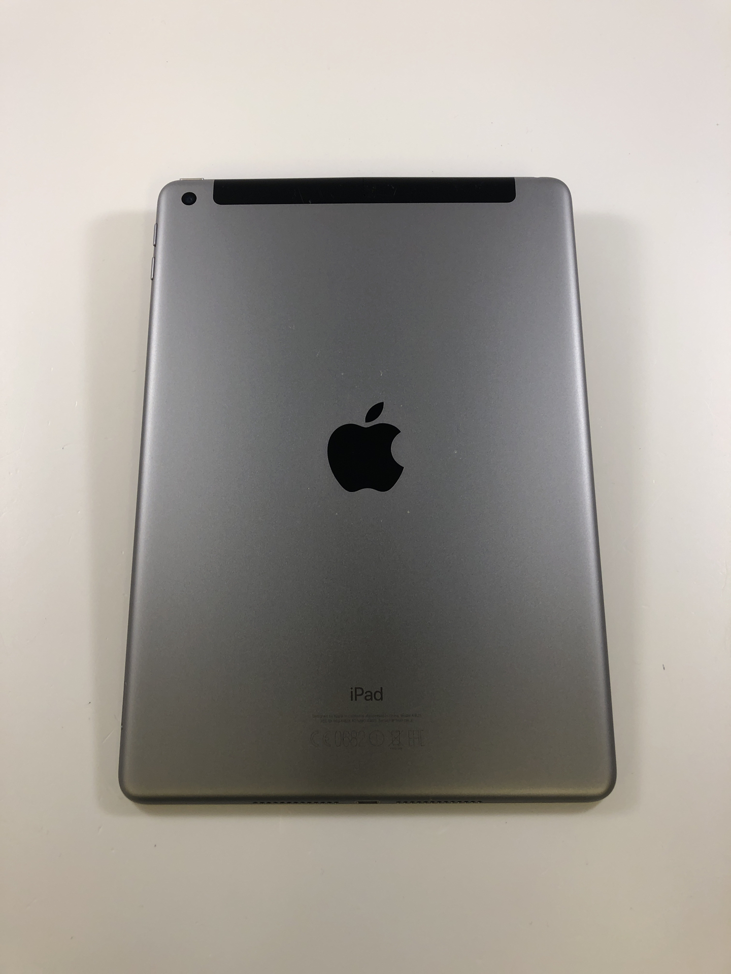 iPad 5 Wi-Fi + Cellular 128GB, 128GB, Space Gray, image 2
