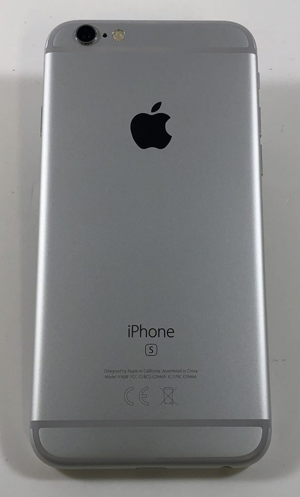 iPhone 6S 32GB, 32GB, Silver, bild 2