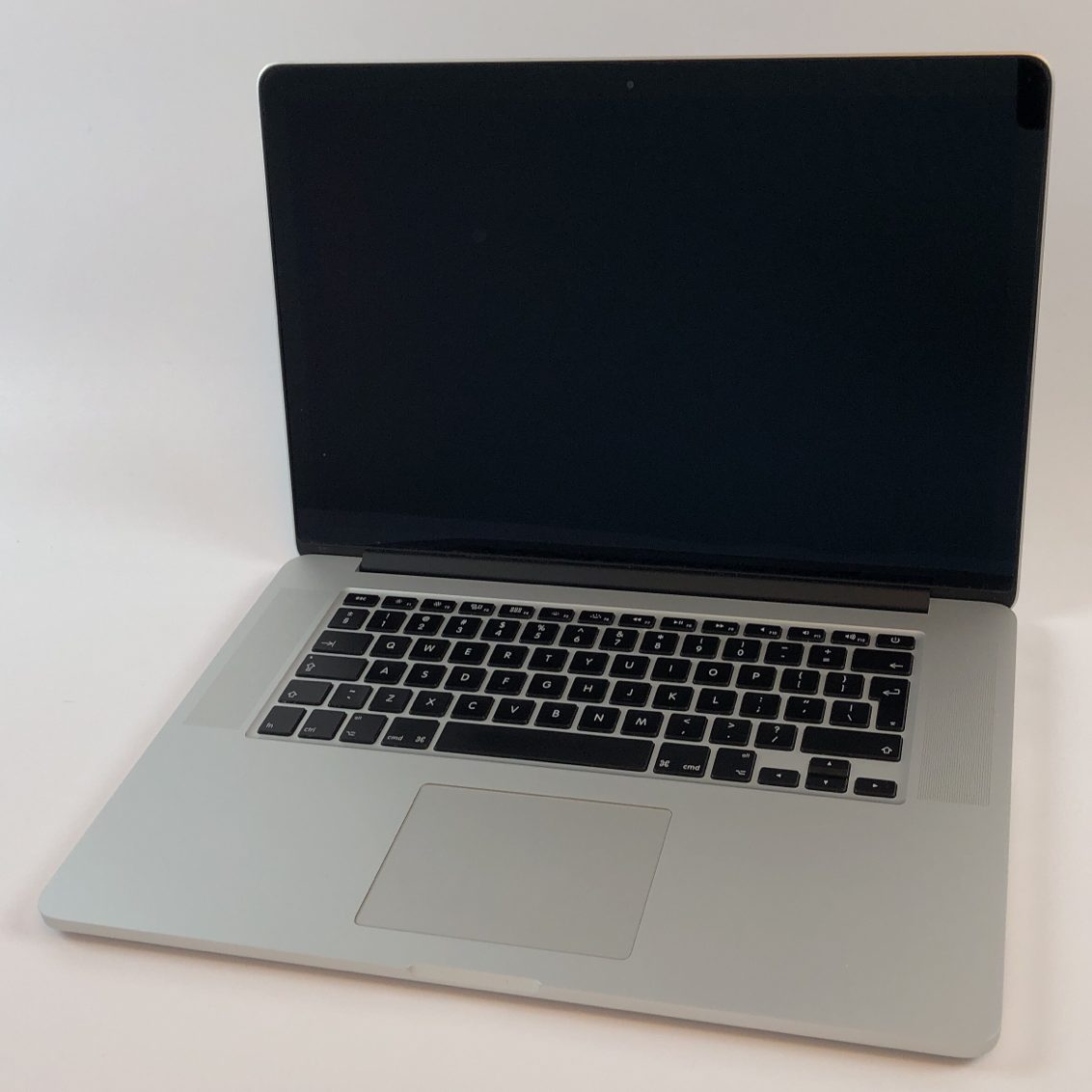"MacBook Pro Retina 15"" Mid 2015 (Intel Quad-Core i7 2.8 GHz 16 GB RAM 512 GB SSD), Intel Quad-Core i7 2.8 GHz, 16 GB RAM, 512 GB SSD, Kuva 1"