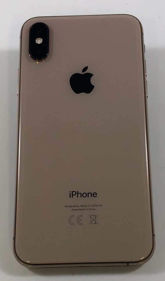 iPhone XS 256GB, 256GB, Gold, Kuva 2