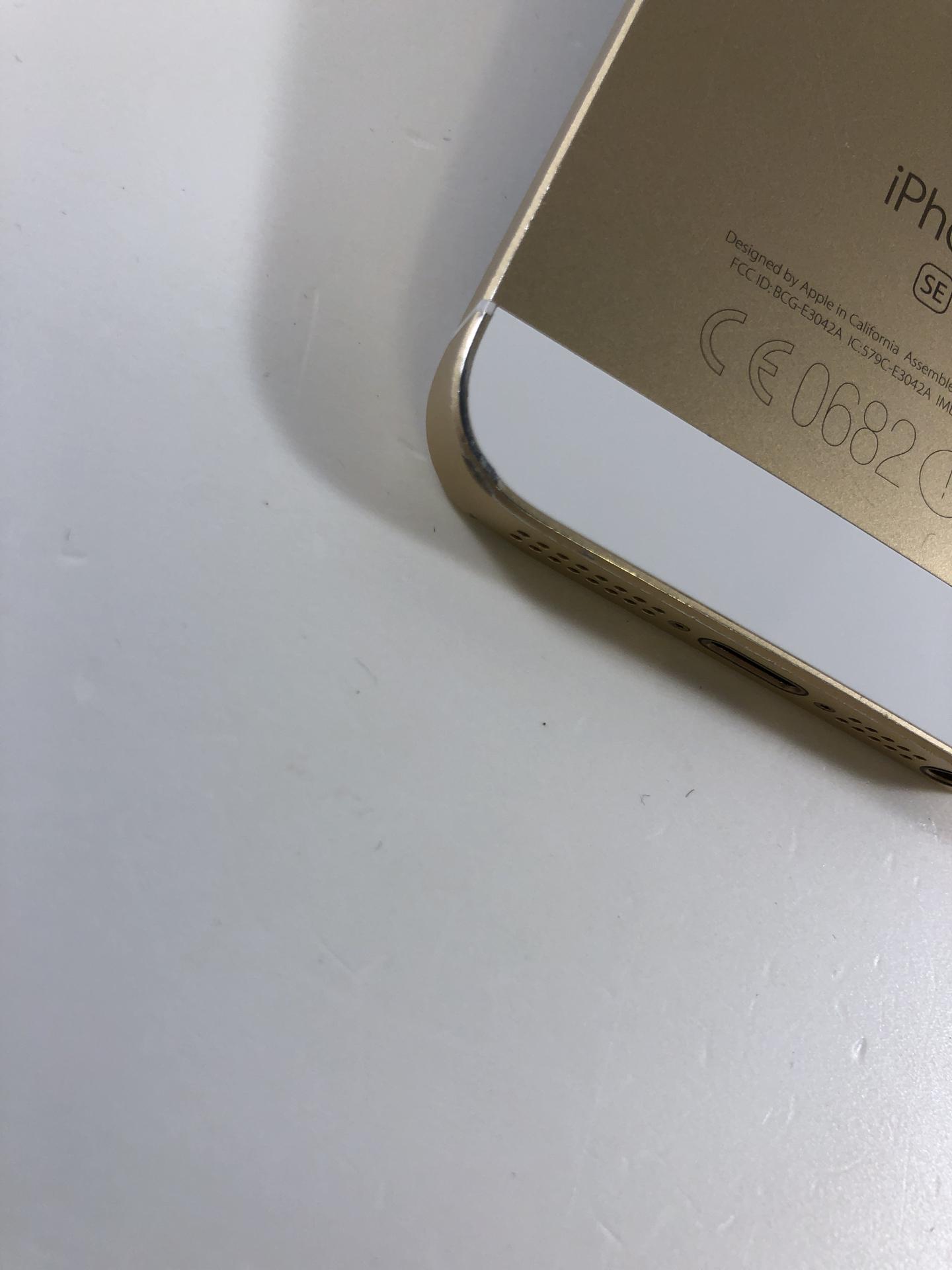 iPhone SE 64GB, 64GB, Gold, Kuva 4