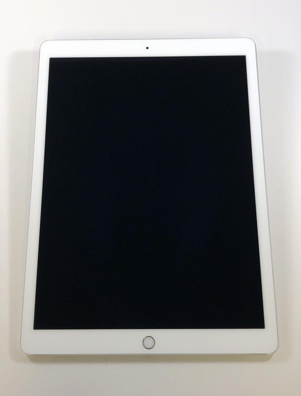 """iPad Pro 12.9"""" Wi-Fi + Cellular (2nd Gen) 256GB, 256GB, Silver, Kuva 1"""