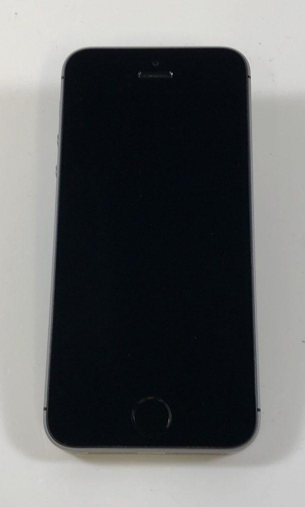 iPhone SE 16GB, 16GB, Space Gray, obraz 1