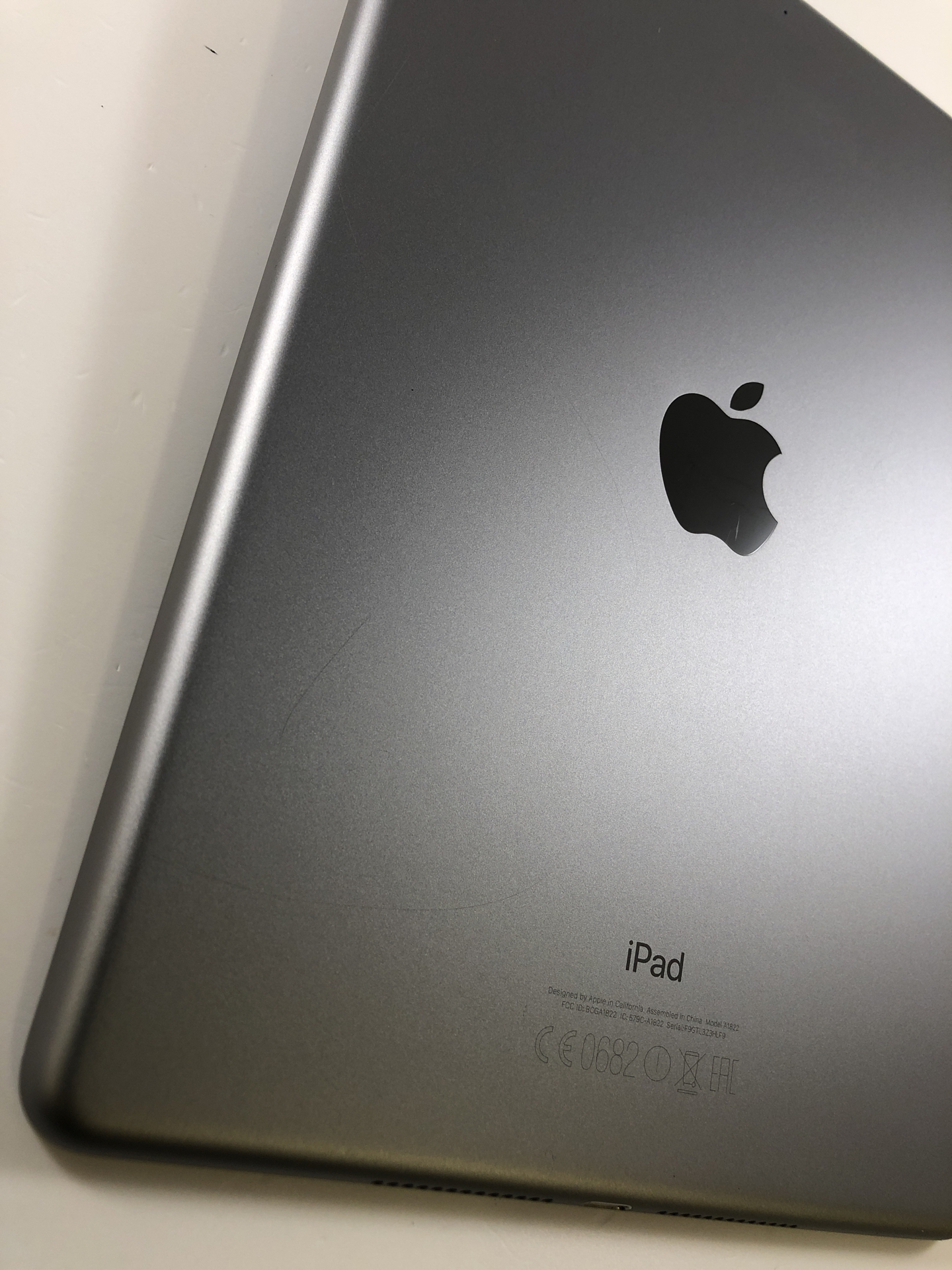 iPad 5 Wi-Fi 32GB, 32GB, Space Gray, Bild 4