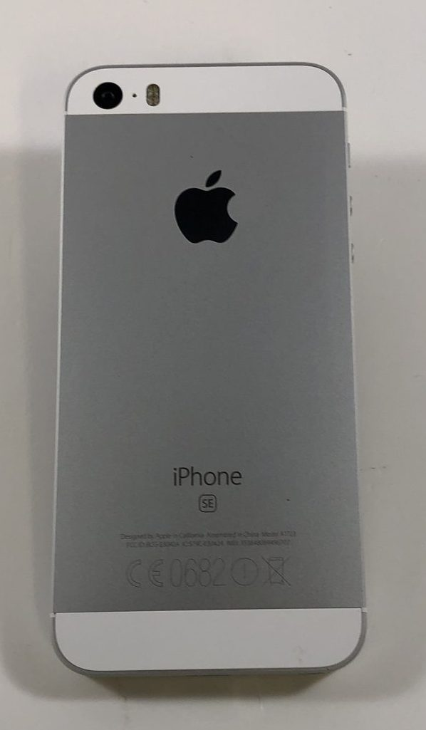 iPhone SE 32GB, 32GB, Silver, Afbeelding 2