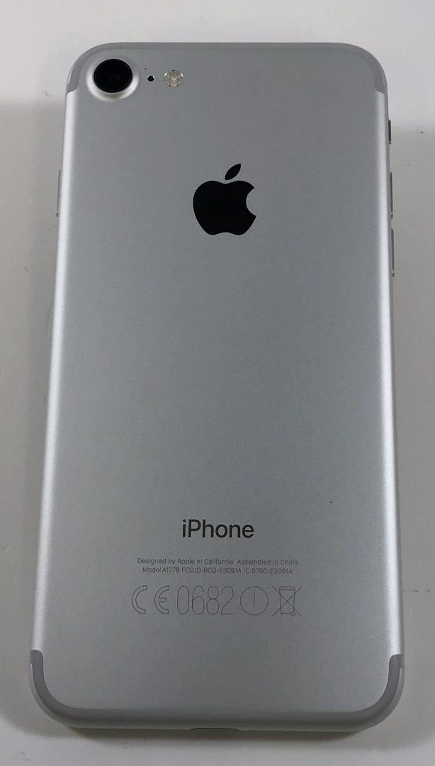 iPhone 7 128GB, 128GB, Silver, Afbeelding 2