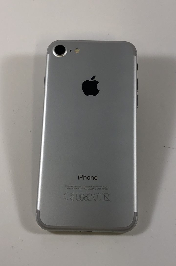 iPhone 7 256GB, 256GB, Silver, Afbeelding 2