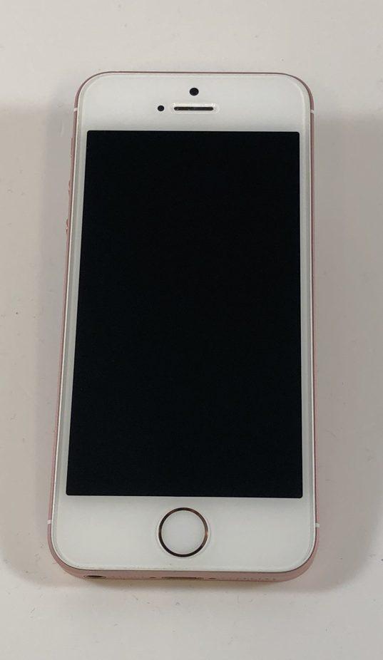 iPhone SE 16GB, 16GB, Rose Gold, Kuva 1