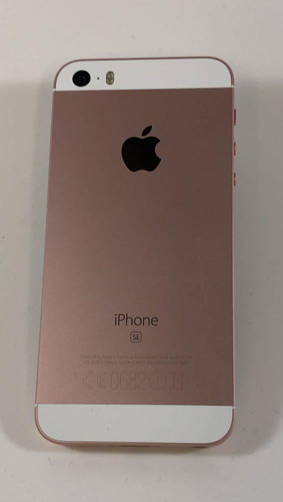 iPhone SE 16GB, 16GB, Rose Gold, Kuva 2