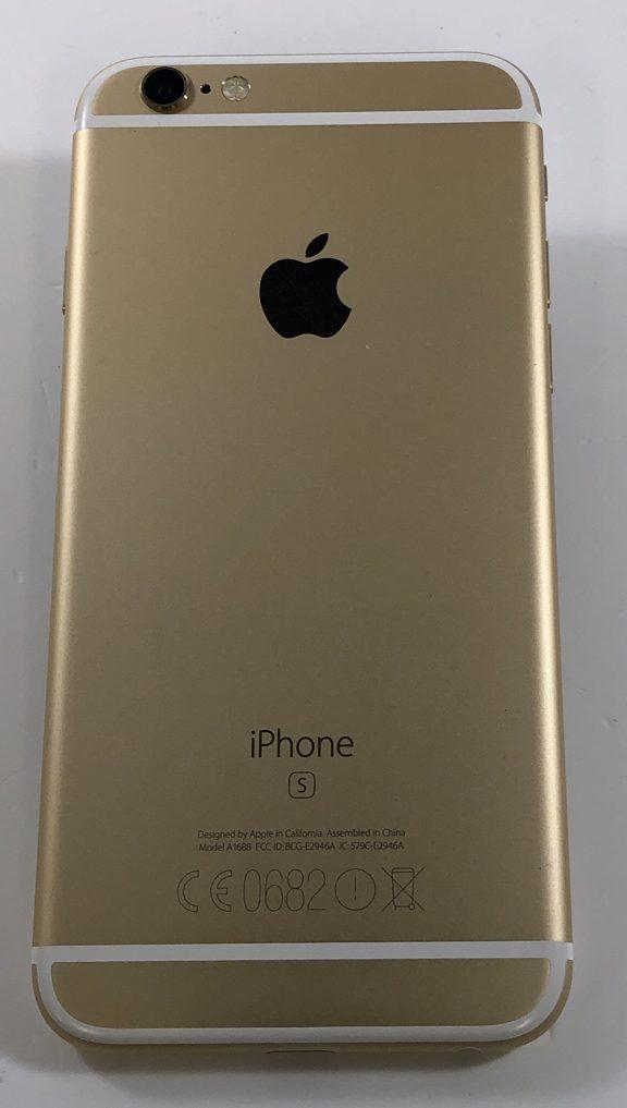 iPhone 6S 32GB, 32GB, Gold, bild 2