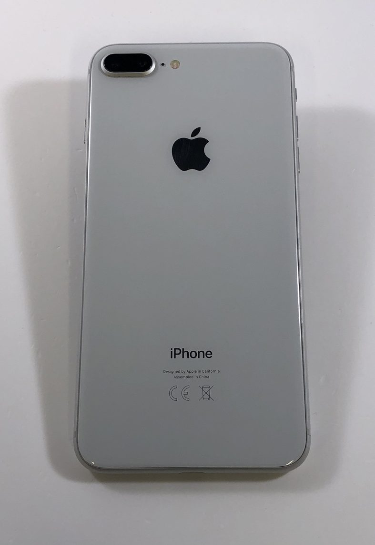 iPhone 8 Plus 256GB, 256GB, Silver, Kuva 2