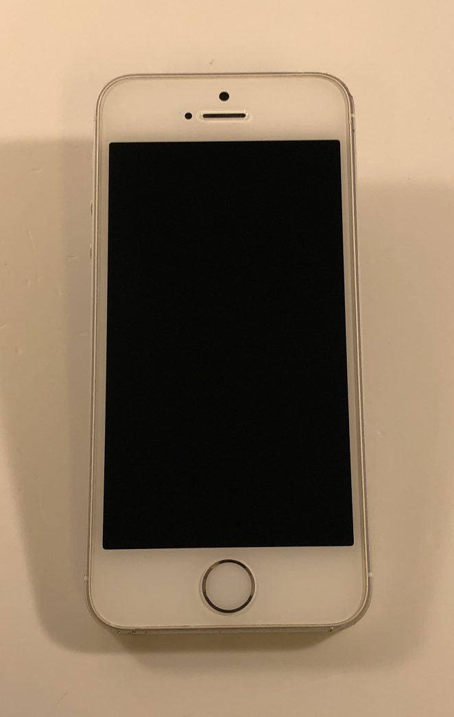 iPhone SE 32GB, 32GB, Silver, bild 1