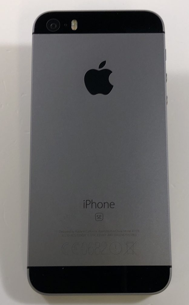 iPhone SE 16GB, 16GB, Space Gray, bild 2