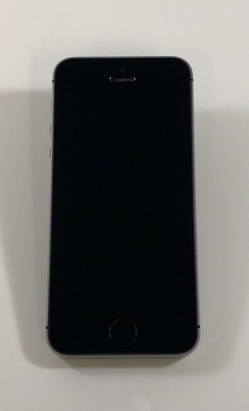 iPhone SE 16GB, 16GB, Space Gray, imagen 1