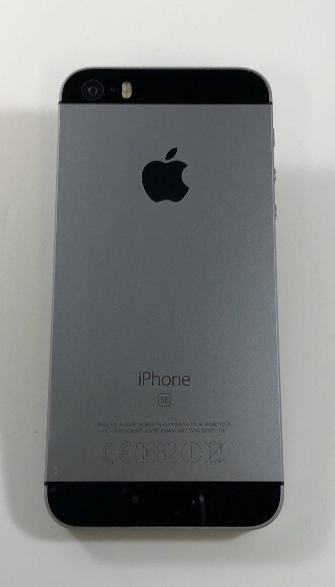 iPhone SE 16GB, 16GB, Space Gray, imagen 2