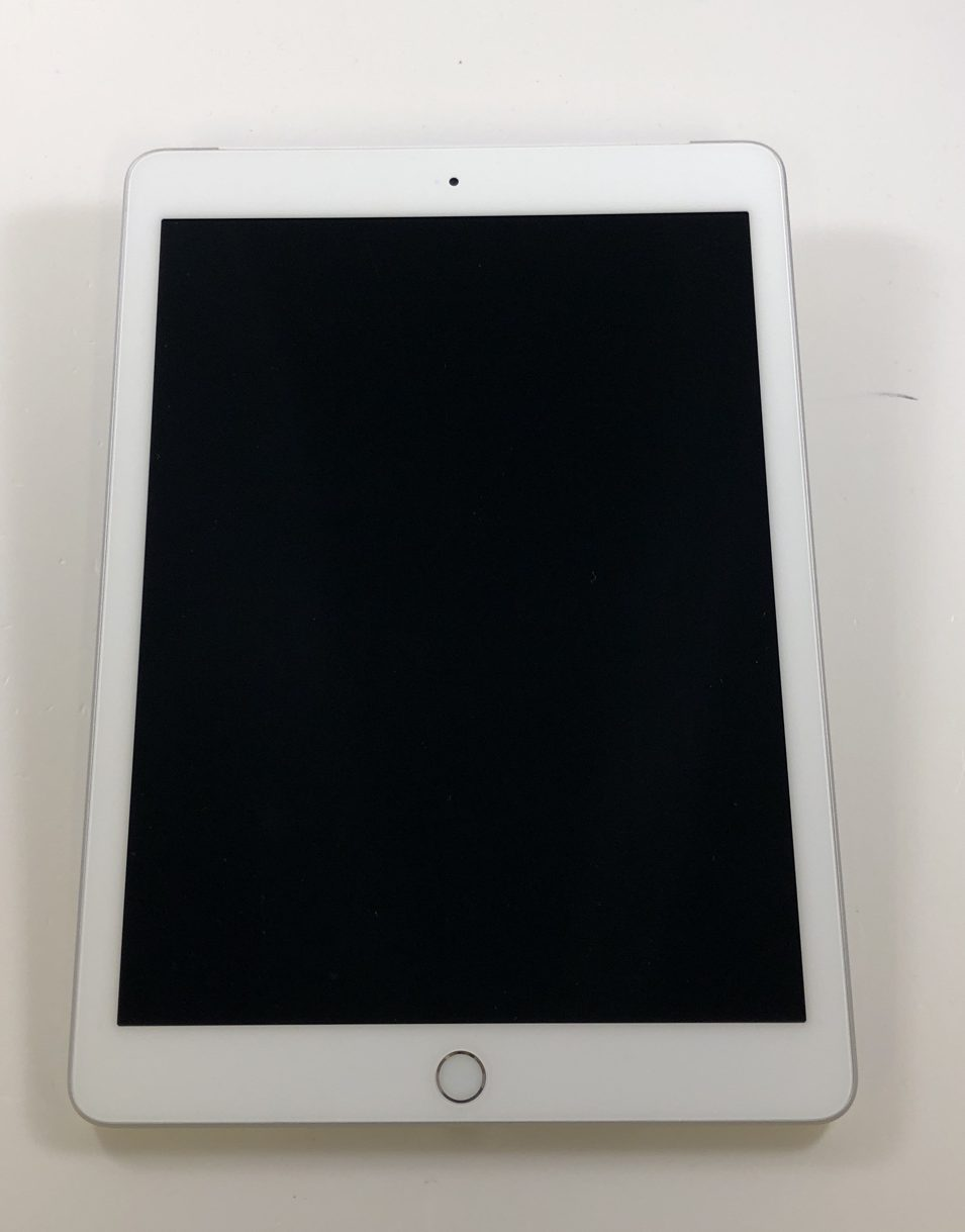 iPad 5 Wi-Fi + Cellular 128GB, 128GB, Silver, image 1