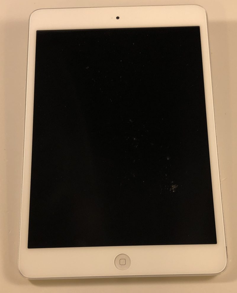 iPad mini Wi-Fi 16GB, 16GB, White, Kuva 1