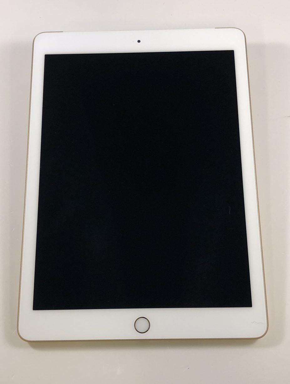 iPad 5 Wi-Fi + Cellular 32GB, 32GB, Gold, image 1
