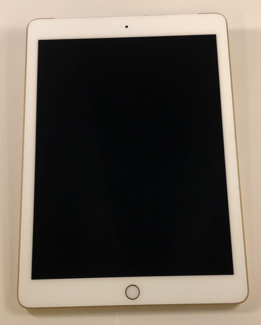 iPad 5 Wi-Fi + Cellular 128GB, 128GB, Gold, image 1