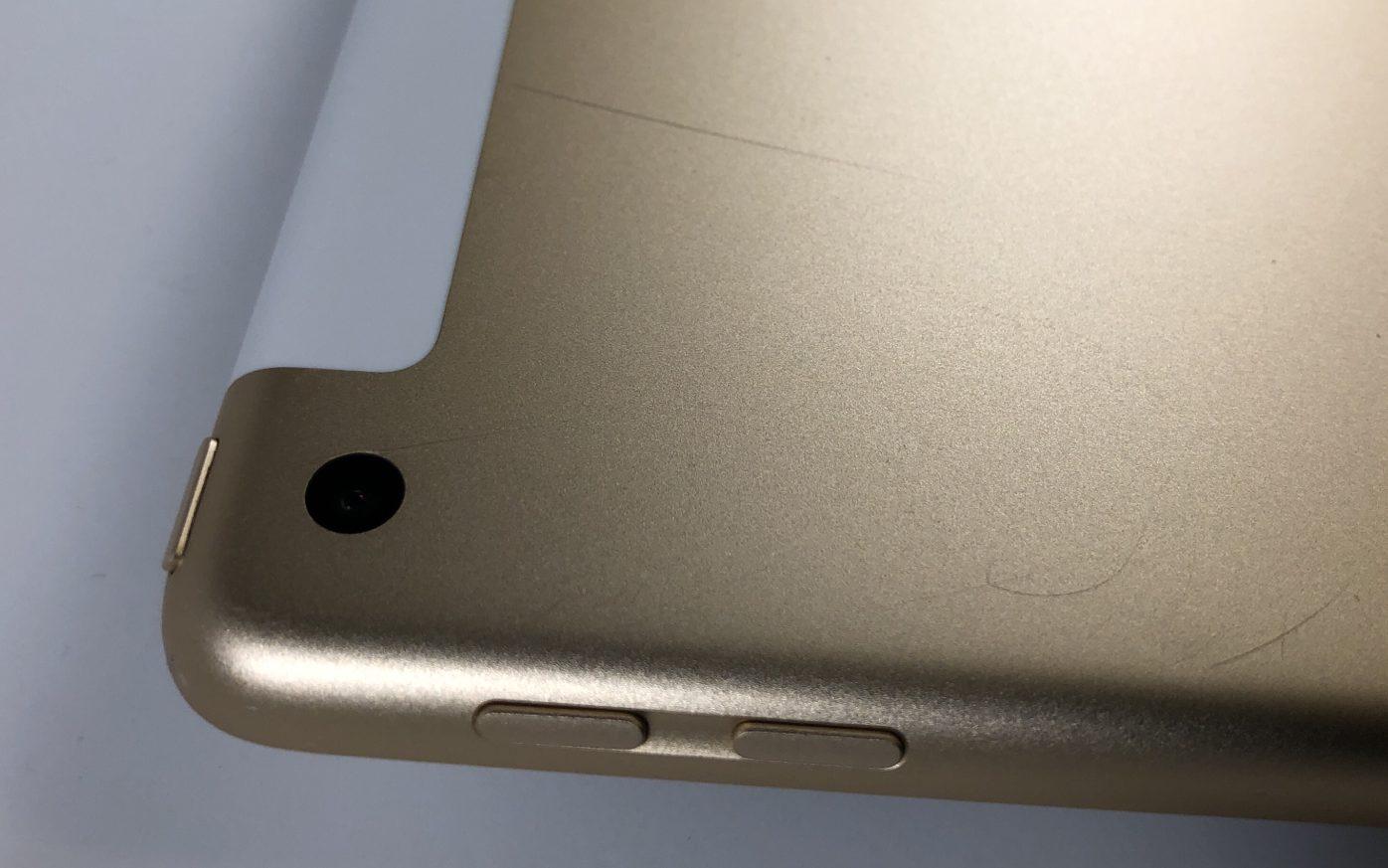 iPad 5 Wi-Fi + Cellular 128GB, 128GB, Gold, image 3