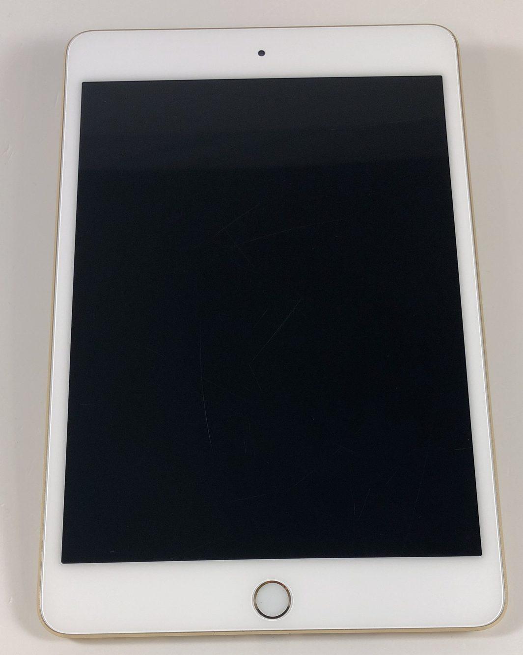 iPad mini 4 Wi-Fi 16GB, 16GB, Gold, imagen 1