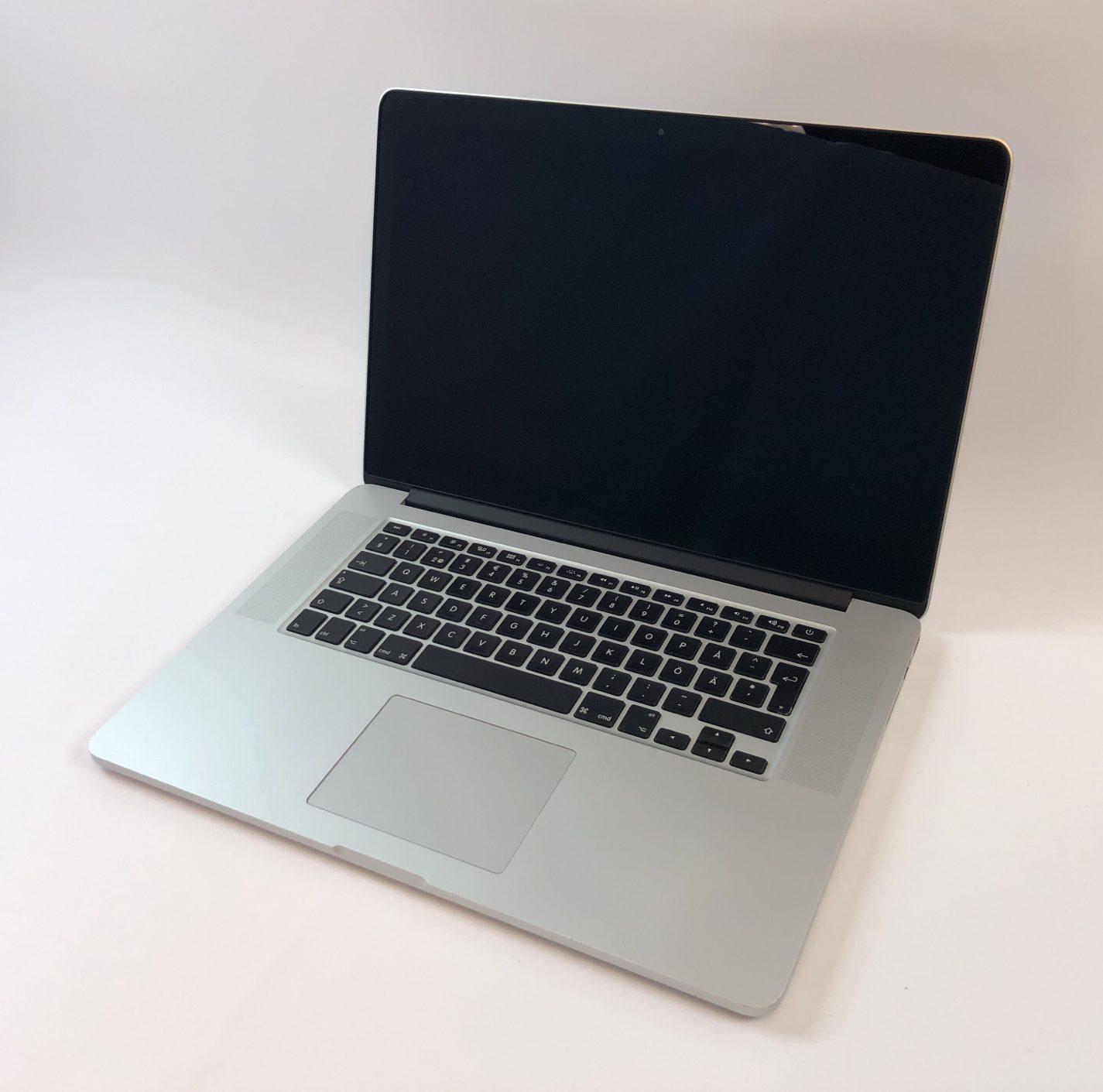 """MacBook Pro Retina 15"""" Mid 2015 (Intel Quad-Core i7 2.2 GHz 16 GB RAM 512 GB SSD), Intel Quad-Core i7 2.2 GHz, 16 GB RAM, 512 GB SSD, Kuva 1"""