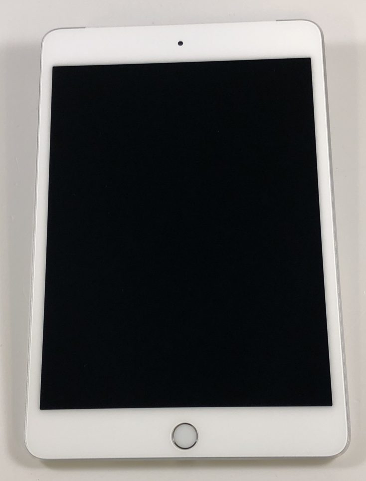 iPad mini 4 Wi-Fi + Cellular 64GB, 16GB, Silver, bild 1