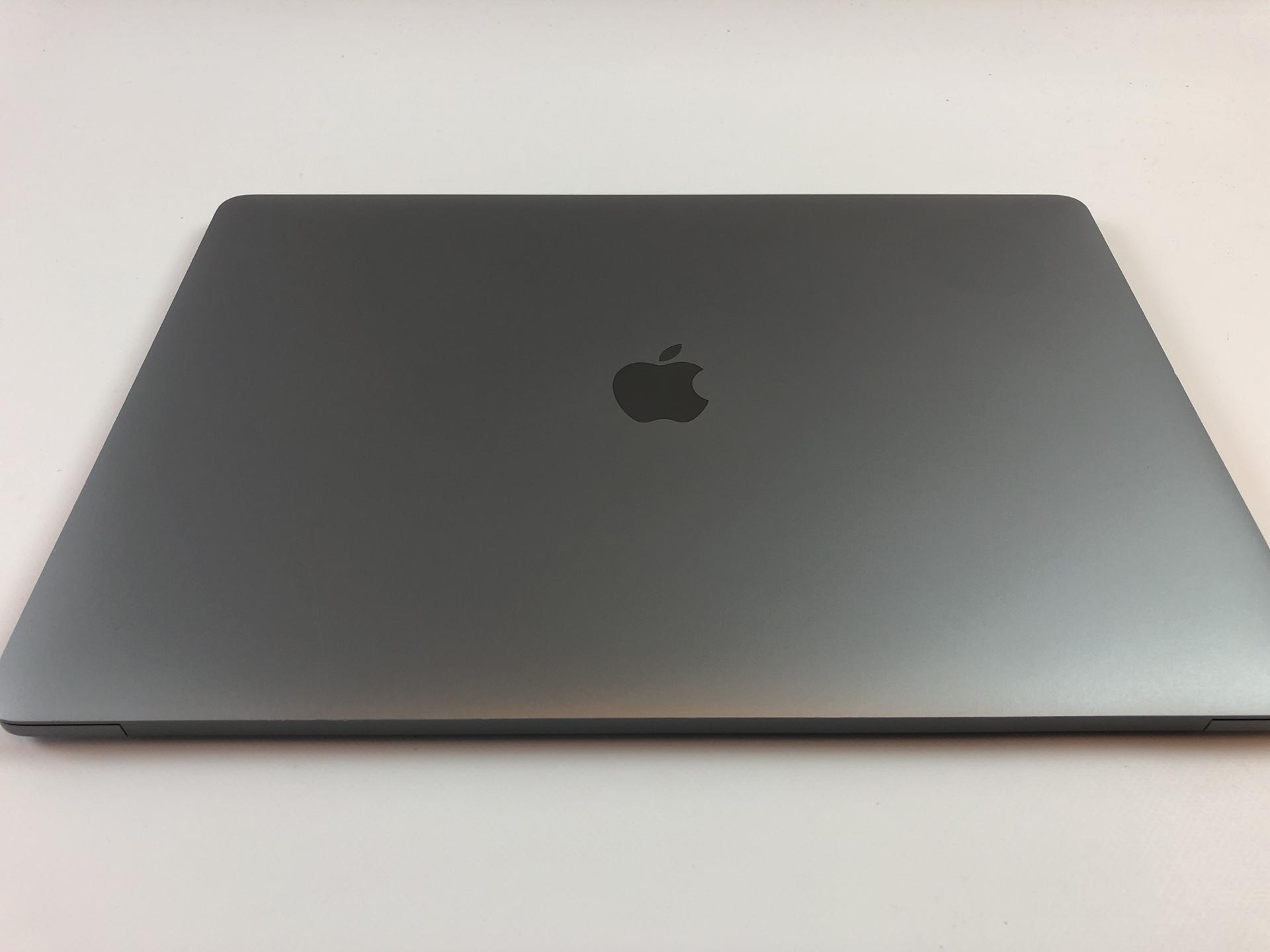 "MacBook Pro 15"" Touch Bar Late 2016 (Intel Quad-Core i7 2.6 GHz 16 GB RAM 512 GB SSD), Space Gray, Intel Quad-Core i7 2.6 GHz, 16 GB RAM, 512 GB SSD, Kuva 2"