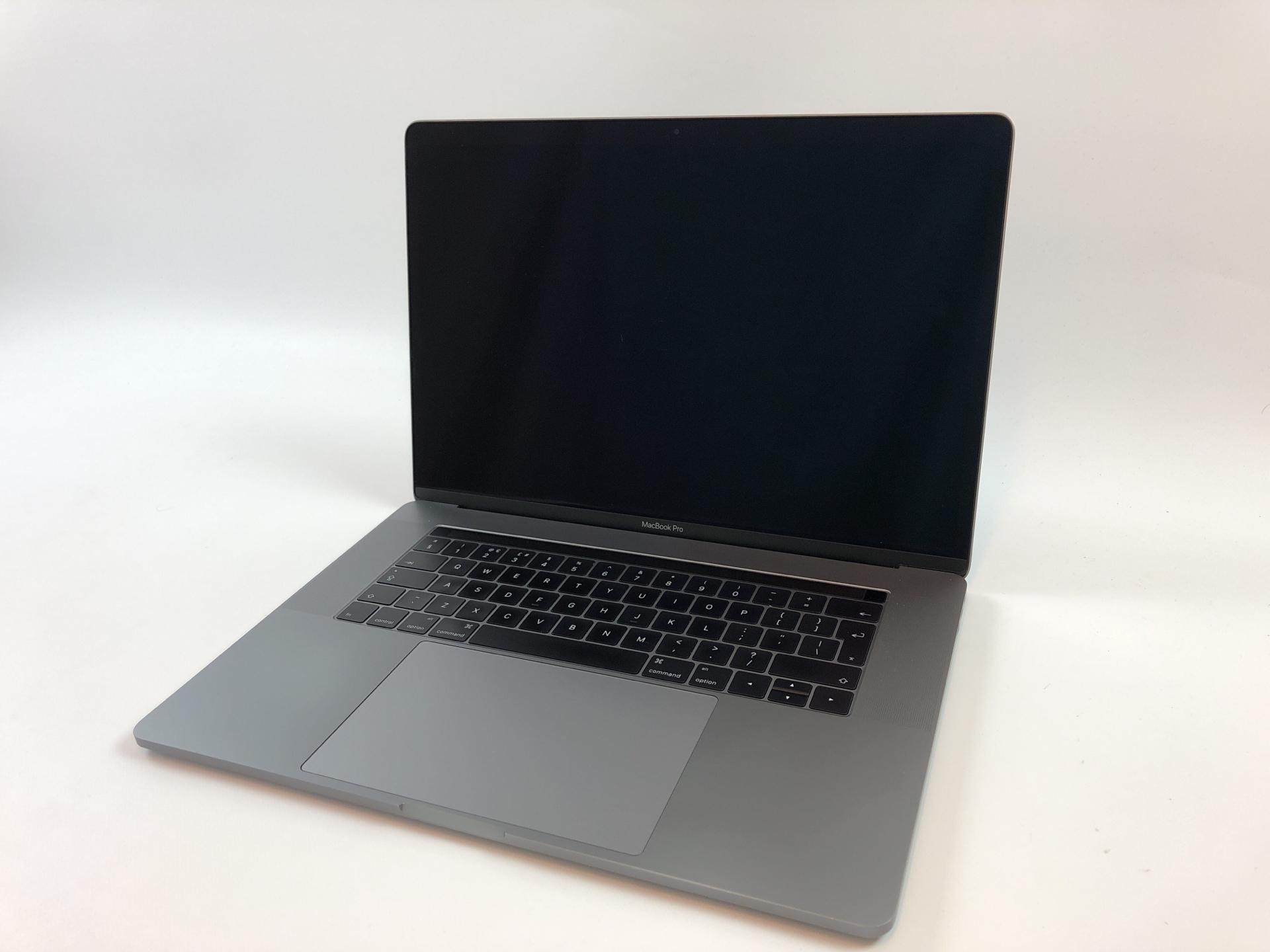 """MacBook Pro 15"""" Touch Bar Late 2016 (Intel Quad-Core i7 2.6 GHz 16 GB RAM 512 GB SSD), Space Gray, Intel Quad-Core i7 2.6 GHz, 16 GB RAM, 512 GB SSD, bild 1"""