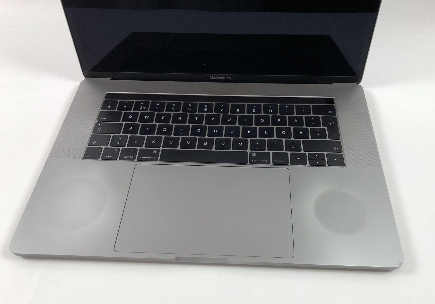 """MacBook Pro 15"""" Touch Bar Mid 2017 (Intel Quad-Core i7 2.9 GHz 16 GB RAM 512 GB SSD), Space Gray, Intel Quad-Core i7 2.9 GHz, 16 GB RAM, 512 GB SSD, Kuva 3"""