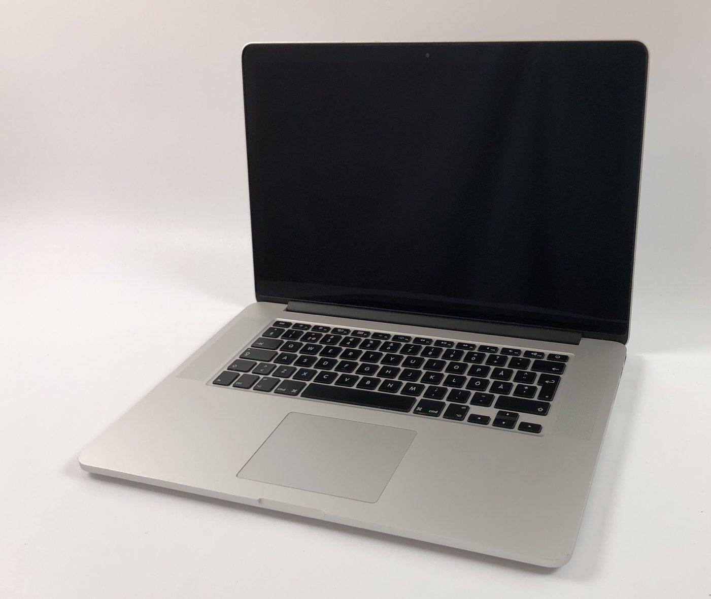 """MacBook Pro Retina 15"""" Mid 2014 (Intel Quad-Core i7 2.2 GHz 16 GB RAM 512 GB SSD), Intel Quad-Core i7 2.2 GHz, 16 GB RAM, 512 GB SSD, Kuva 1"""