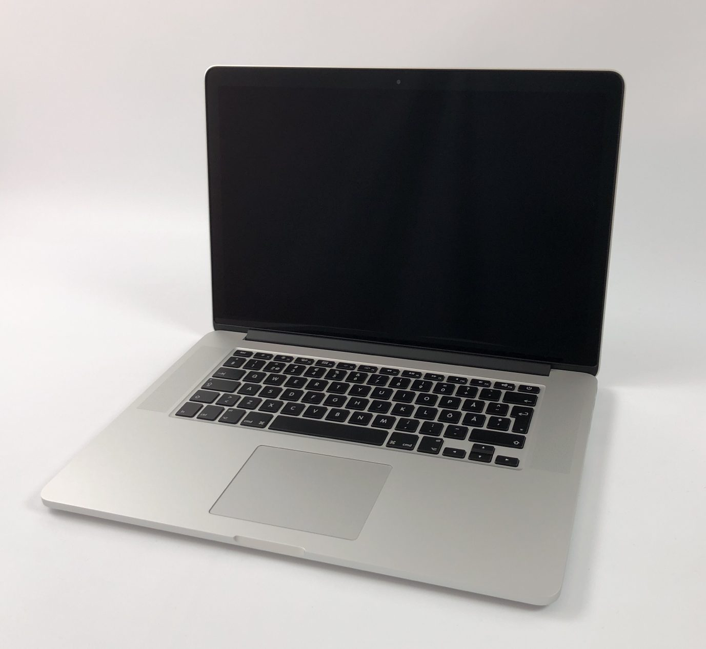 "MacBook Pro Retina 15"" Mid 2015 (Intel Quad-Core i7 2.5 GHz 16 GB RAM 512 GB SSD), Intel Quad-Core i7 2.5 GHz, 16 GB RAM, 512 GB SSD, bild 1"