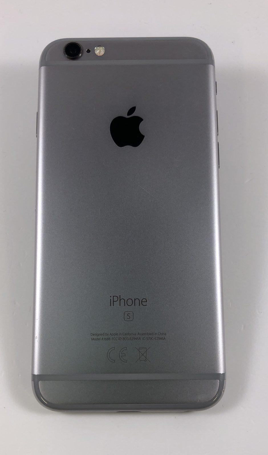iPhone 6S 32GB, 32GB, Space Gray, Kuva 2