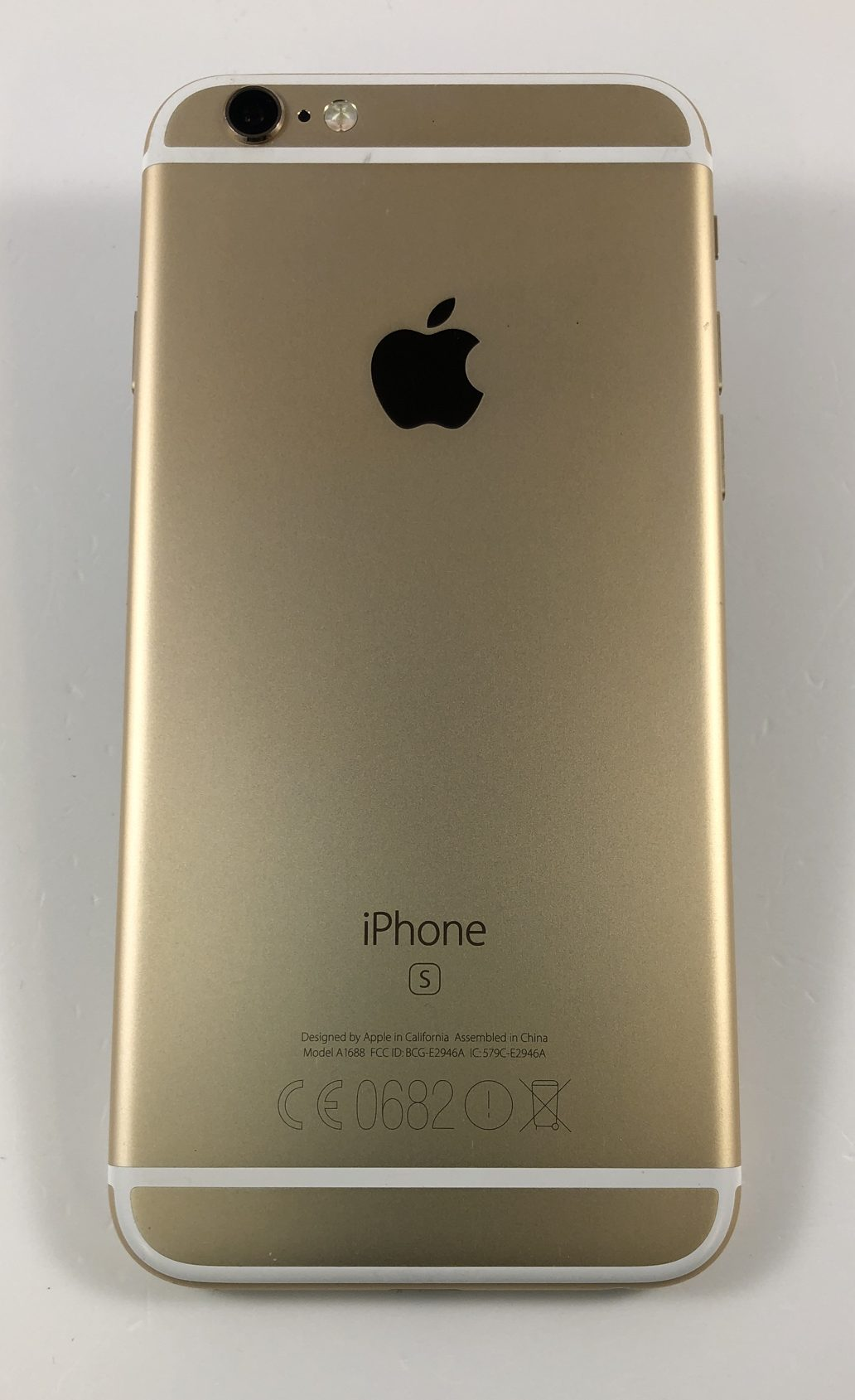 iPhone 6S 32GB, 32GB, Gold, Kuva 2