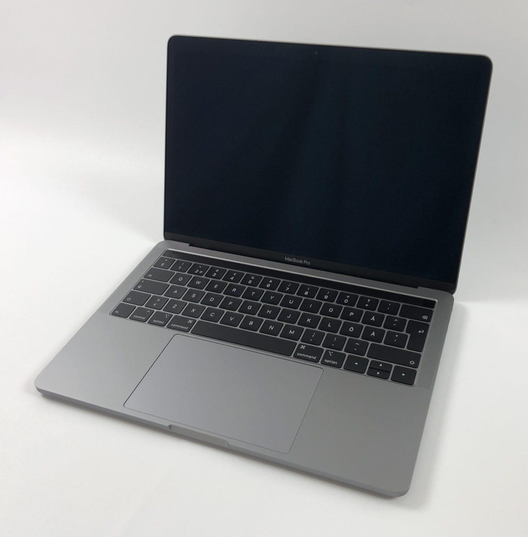 """MacBook Pro 13"""" 4TBT Mid 2018 (Intel Quad-Core i5 2.3 GHz 8 GB RAM 256 GB SSD), Space Gray, Intel Quad-Core i5 2.3 GHz, 8 GB RAM, 256 GB SSD, Kuva 1"""