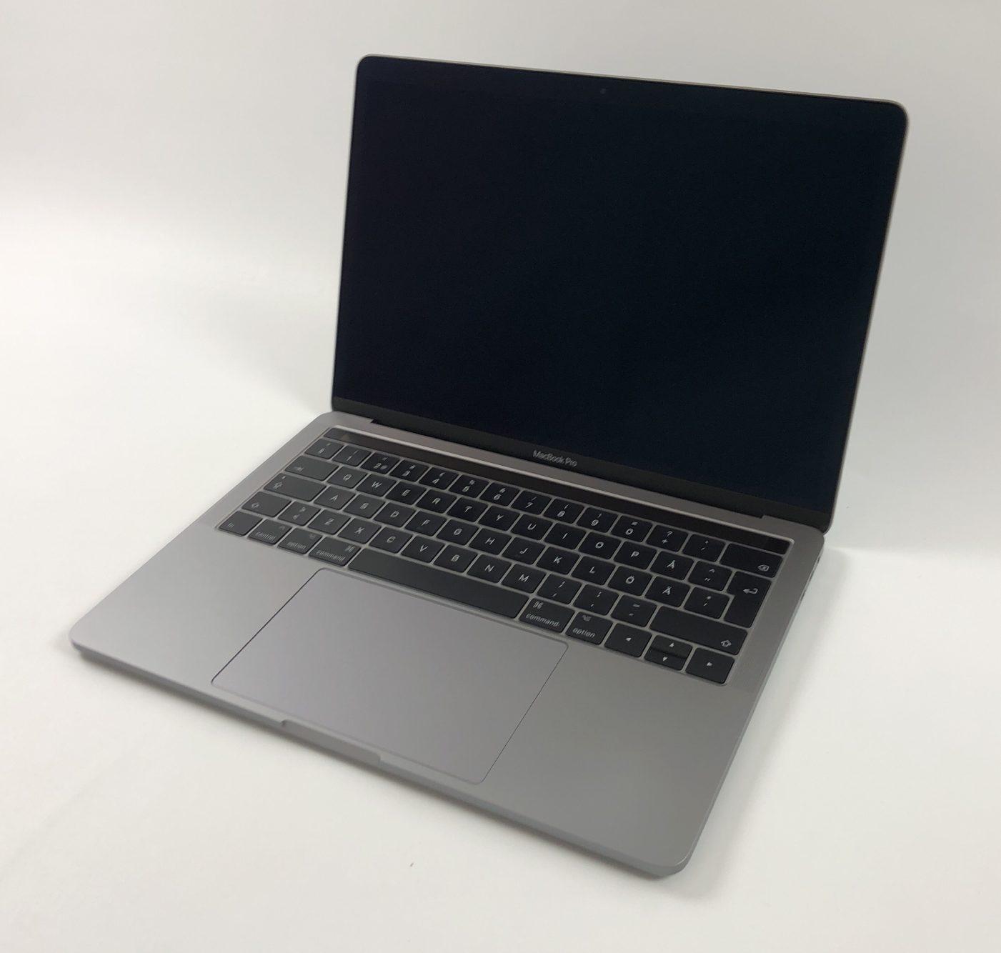 """MacBook Pro 13"""" 4TBT Mid 2017 (Intel Core i5 3.1 GHz 8 GB RAM 256 GB SSD), Space Gray, Intel Core i5 3.1 GHz, 8 GB RAM, 256 GB SSD, Kuva 1"""