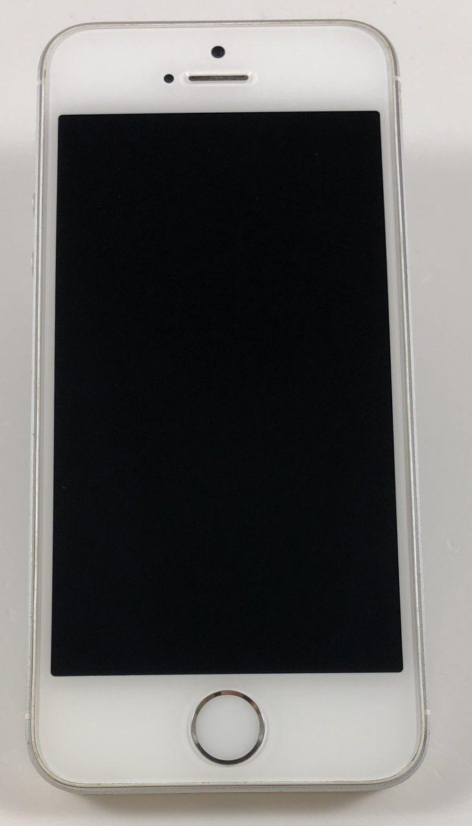iPhone SE 128GB, 128GB, Silver, Kuva 1