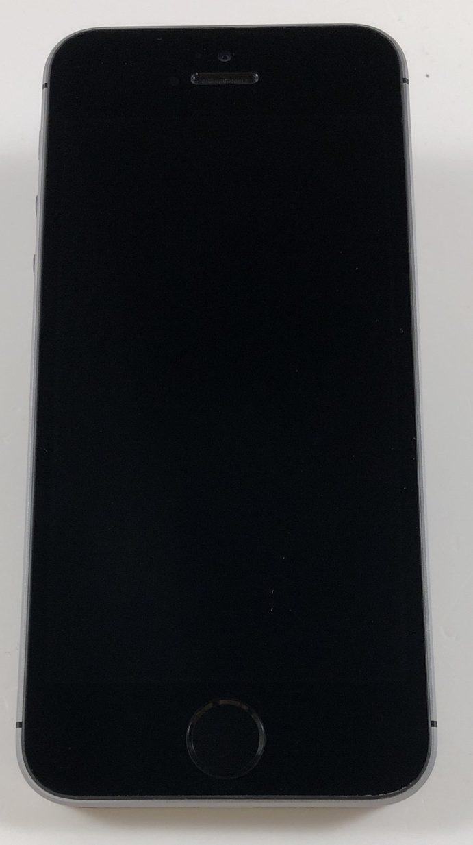 iPhone SE 32GB, 32GB, Space Gray, Kuva 1