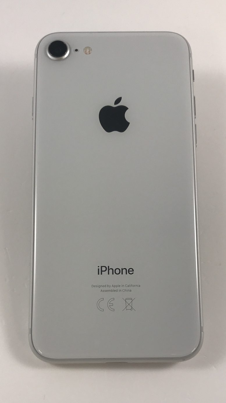 iPhone 8 256GB, 256GB, Silver, image 2