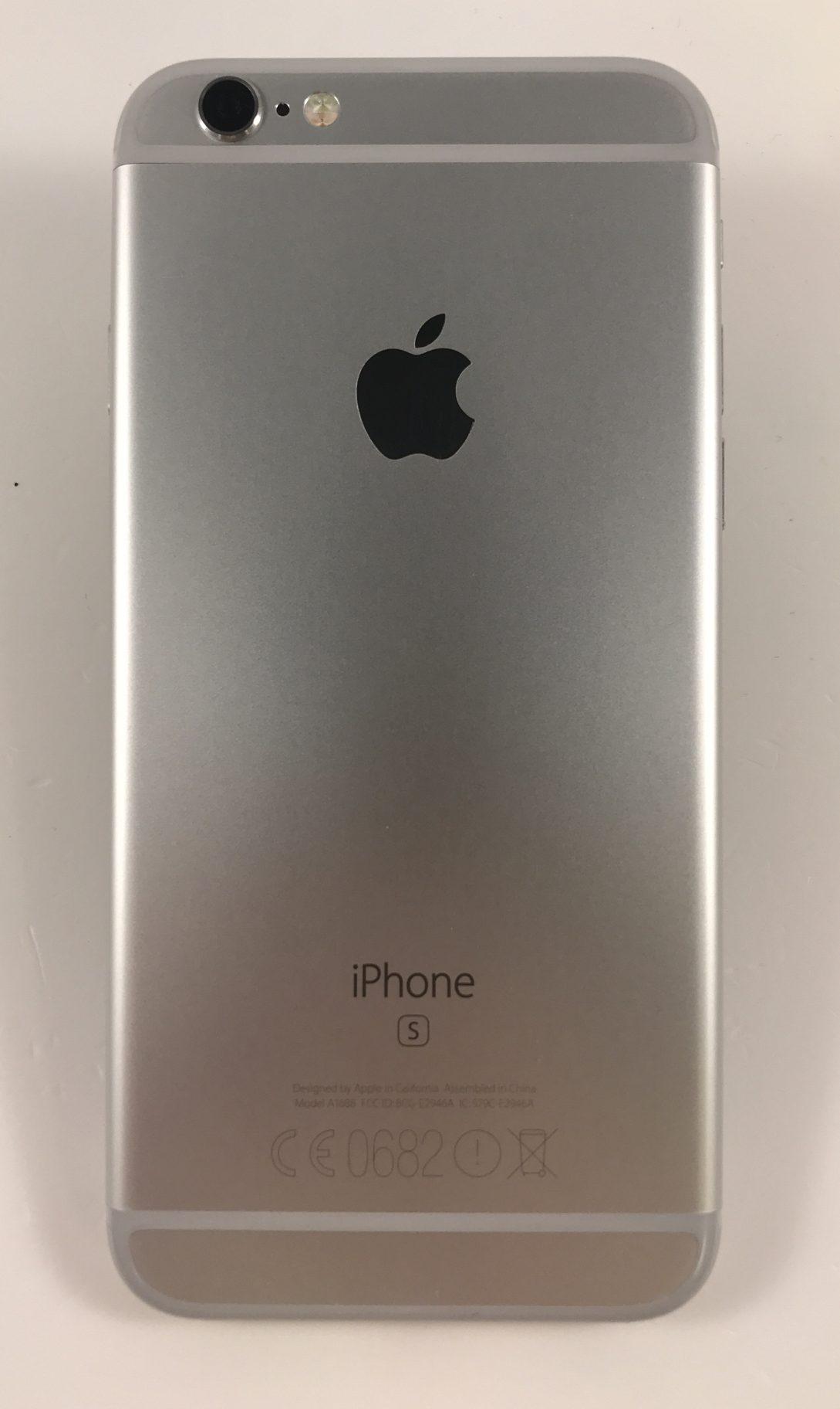 iPhone 6S 32GB, 32GB, Silver, Kuva 2