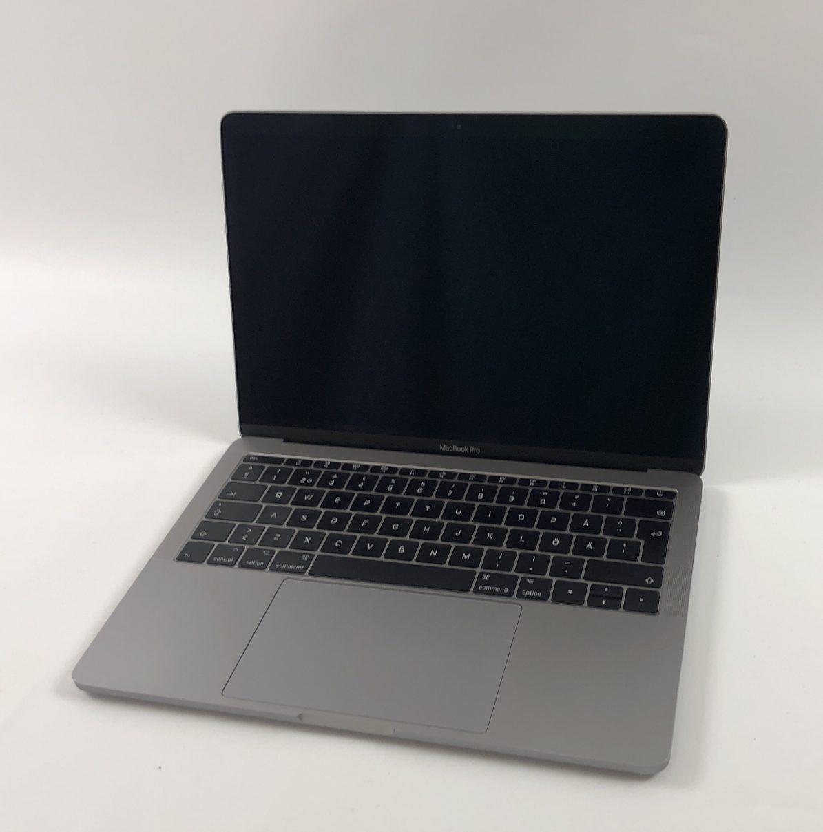 """MacBook Pro 13"""" 2TBT Mid 2017 (Intel Core i5 2.3 GHz 16 GB RAM 512 GB SSD), Space Gray, Intel Core i5 2.3 GHz, 16 GB RAM, 512 GB SSD, Kuva 1"""