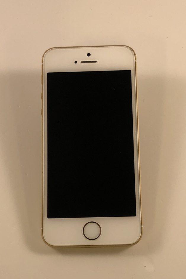 iPhone SE 16GB, 16GB, Gold, image 1