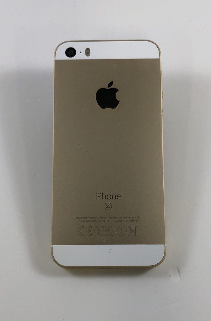 iPhone SE 16GB, 16GB, Gold, image 2