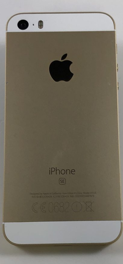 iPhone SE 16GB, 16GB, Gold, Kuva 2