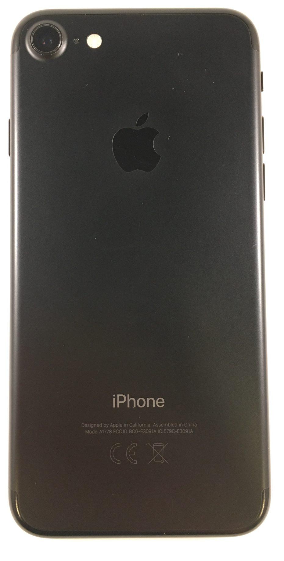 iPhone 7 32GB, 32GB, Black, Kuva 2