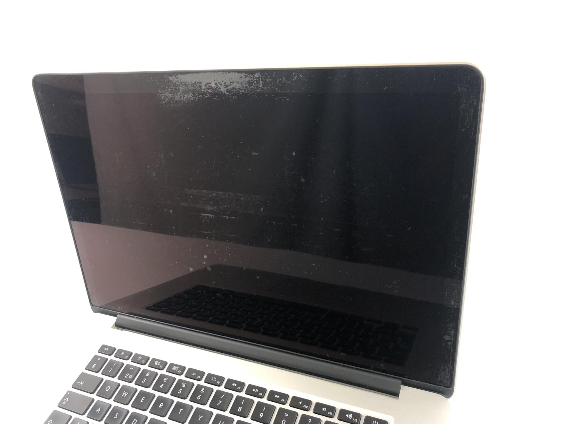 """MacBook Pro Retina 15"""" Mid 2014 (Intel Quad-Core i7 2.8 GHz 16 GB RAM 512 GB SSD), Intel Quad-Core i7 2.8 GHz, 16 GB RAM, 512 GB SSD, Kuva 3"""