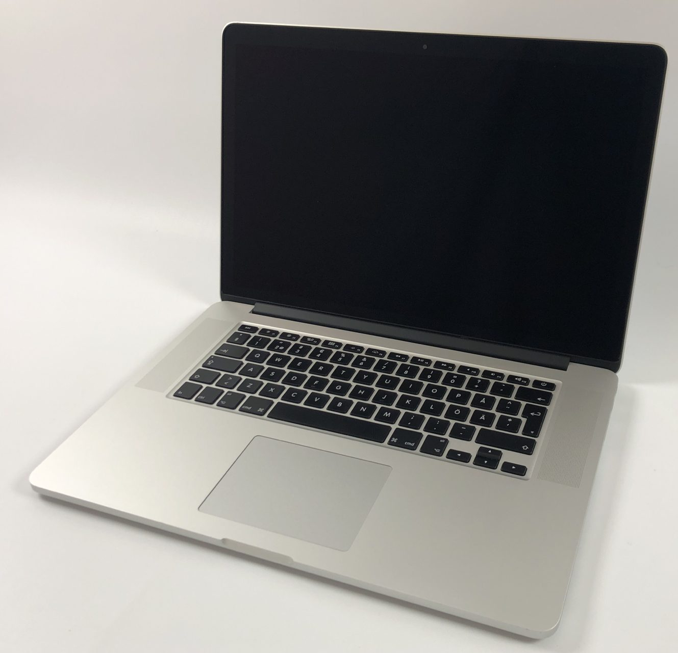 "MacBook Pro Retina 15"" Mid 2014 (Intel Quad-Core i7 2.5 GHz 16 GB RAM 512 GB SSD), Intel Quad-Core i7 2.5 GHz, 16 GB RAM, 512 GB SSD, Kuva 1"